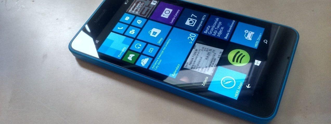 Microsoft Lumia 640 – taki powrót do WP to ja rozumiem (pierwsze wrażenia)