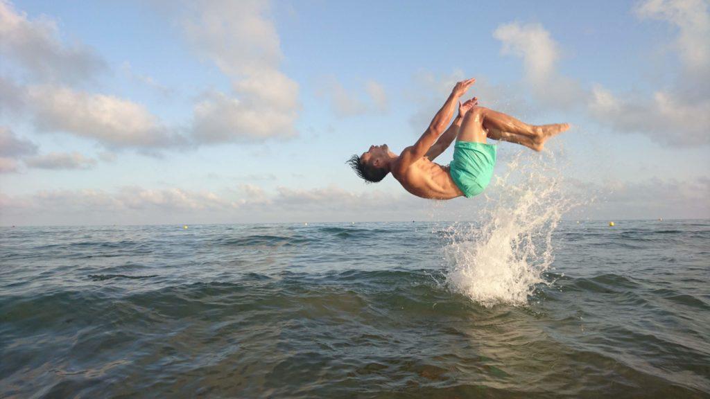 Sea Jump