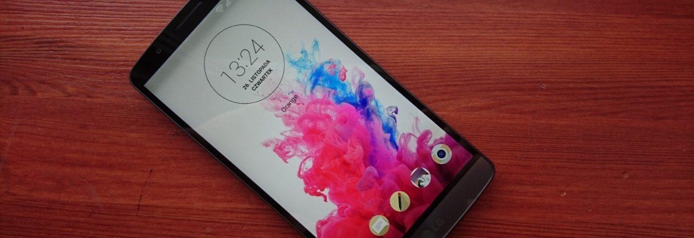 LG G3 to zeszłoroczny flagowiec, ale czy nadal może być ciekawym wyborem? [pierwsze wrażenia]