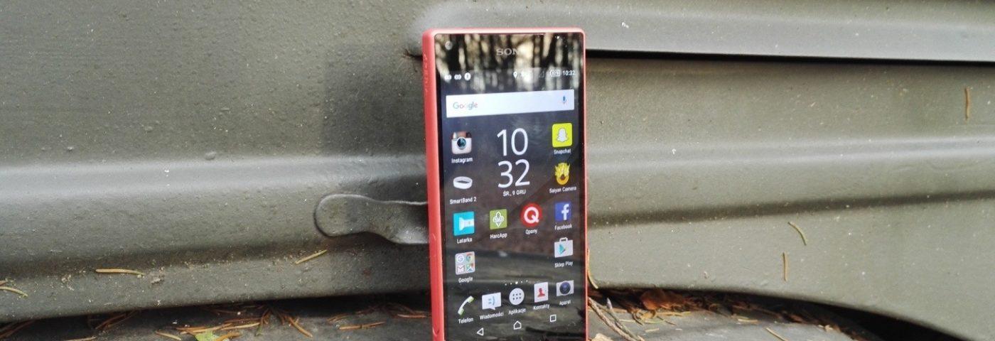 Sony Xperia Z5 Compact to znakomity mały flagowiec, ale nie idealny [TEST]