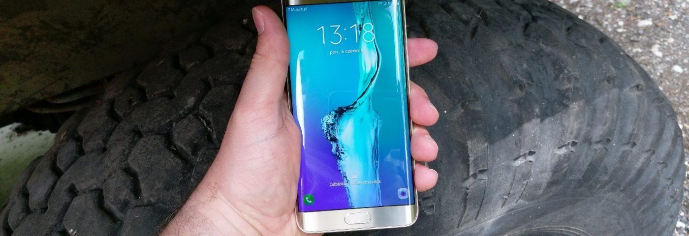Samsung Galaxy S6 edge plus to świetny telefon, tylko czemu taki wielki? [Mini Test]