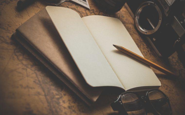 Dziennik #0 – Czas zacząć pisać CODZIENNIE!