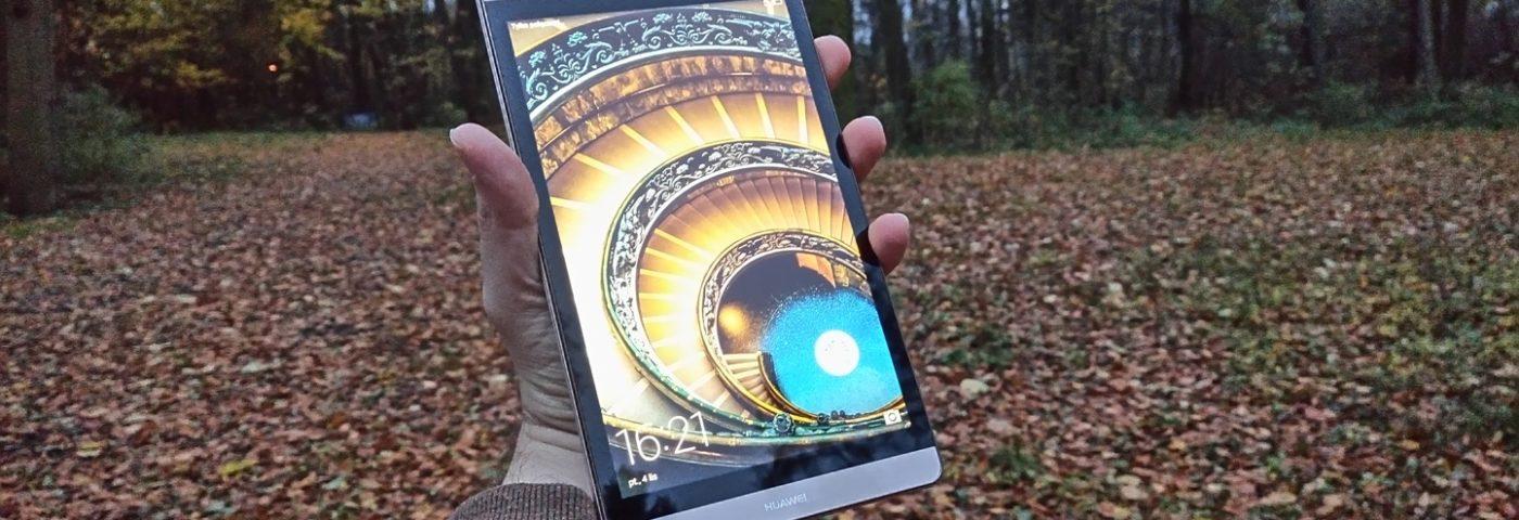 Huawei MediaPad M2 8.0 to świetny sprzęt, ale czy takie tablety mają sens?