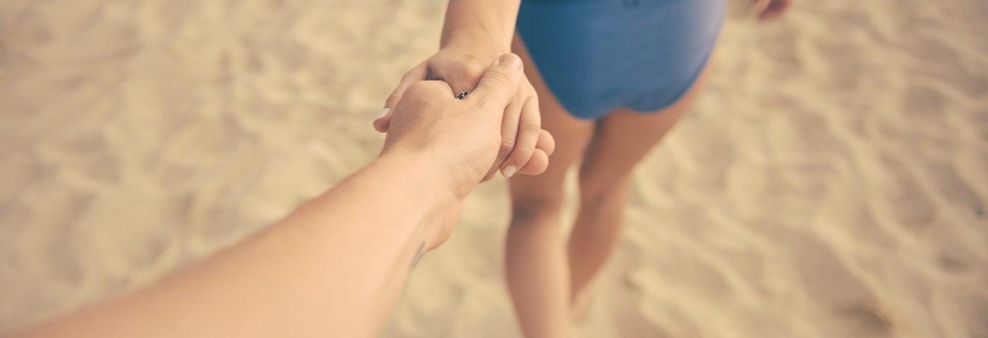 Miłość od pierwszego dotknięcia…