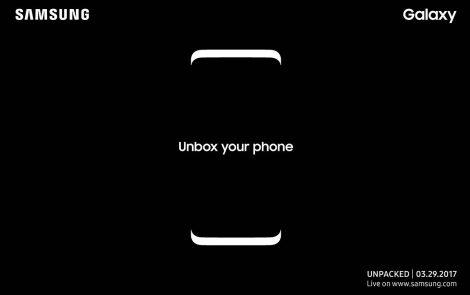 Premiera Samsunga Galaxy S8? Dziękuje, postoję