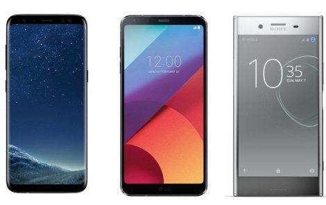 Sony Xperia XZ Premium, Samsung Galaxy S8, a może LG G6 – który z nich jest najlepszym flagowcem?