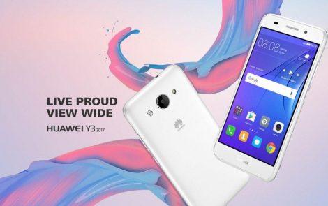Huawei Y3 2017 to smartfon, który nie powinien ujrzeć światła dziennego