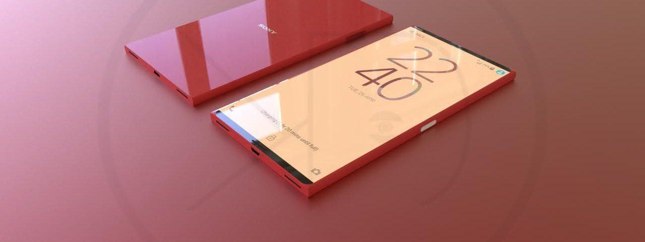 Xperia XZ1 to piękny, choć nierealny projekt super-smartfona Sony