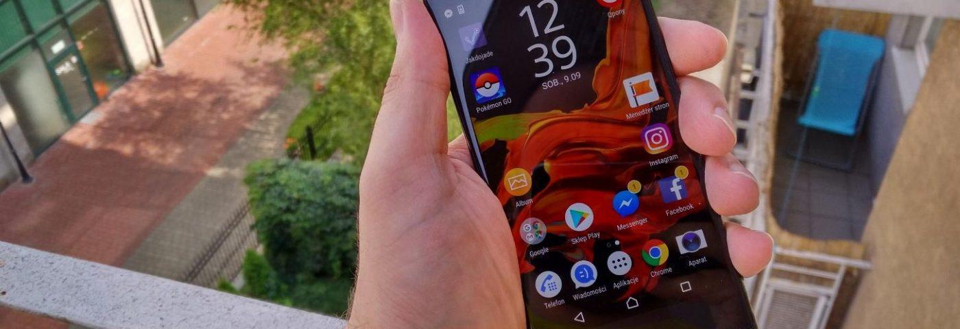 Moim kolejnym smartfonem została… Xperia XZ!