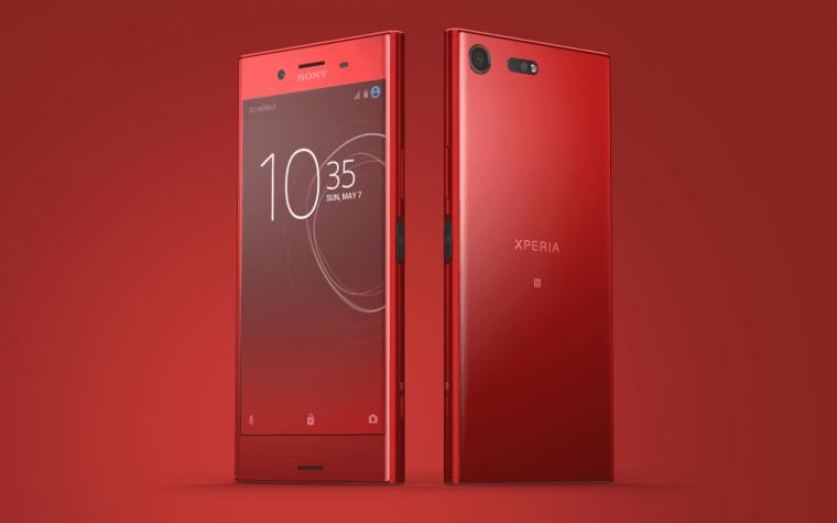 Sony Xperia XZ Premium od listopada również w czerwieni!