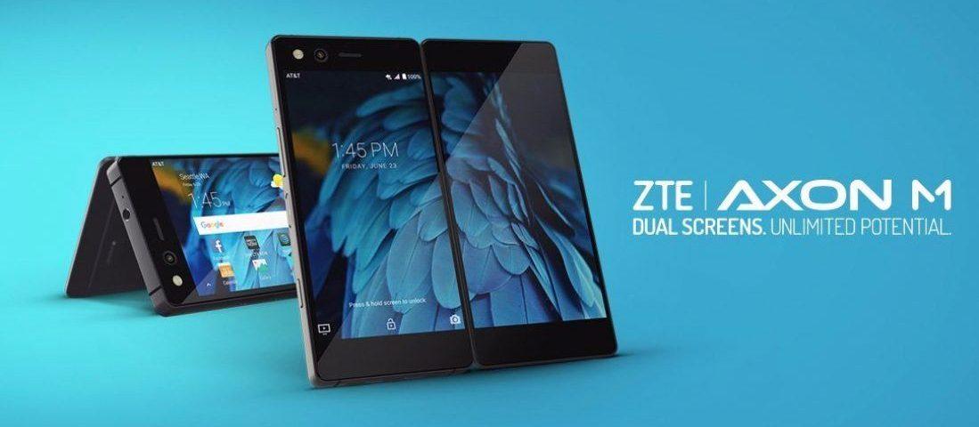Składane smartfony jak ZTE Axon M to przyszłość? Nie sądzę!