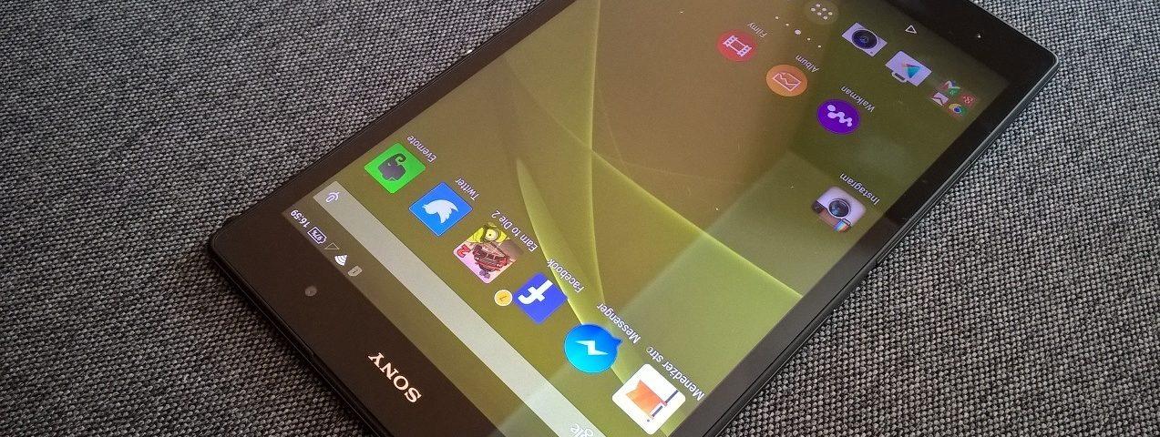 Sony Xperia Z3 Tablet Compact – tego się nie spodziewałem (pierwsze wrażenia)