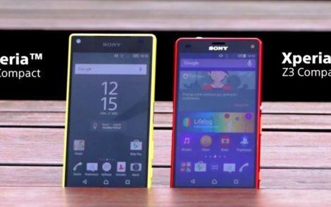 Sony: Xperia Z3 Compact vs Xperia Z5 Compact – czy warto dopłacać? [infografika]