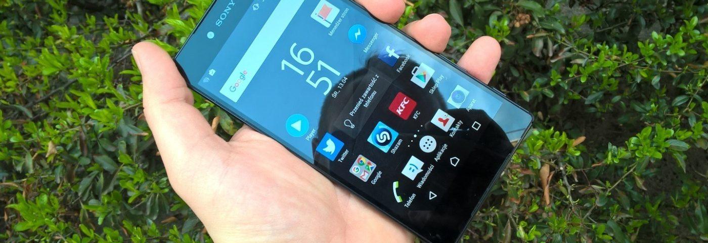Sony Xperia Z5 Premium niesamowicie mnie zaskoczyła! [Pierwsze Wrażenia ]