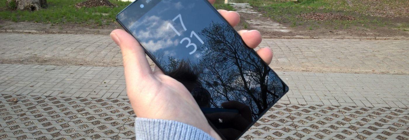 Sony Xperia Z5 Premium miała jedną misję i wykonała ją perfekcyjnie! [Mini Test]