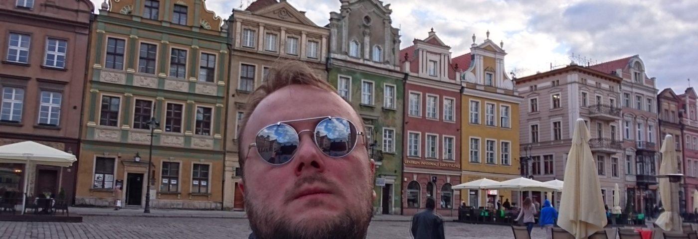 Kim jest Konrad Błaszak, czyli autor tego bloga?