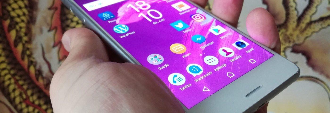 Sony Xperia X to bardzo zaskakujący smartfon [Pierwsze Wrażenia]