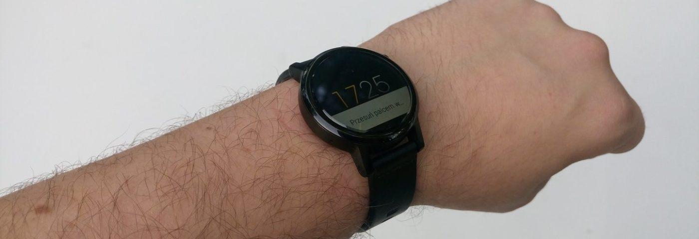 Lenovo Moto 360 zmienił moje zdanie o inteligentnych zegarkach