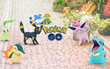 Jeszcze w tym tygodniu pojawi się druga generacja w Pokemon GO!