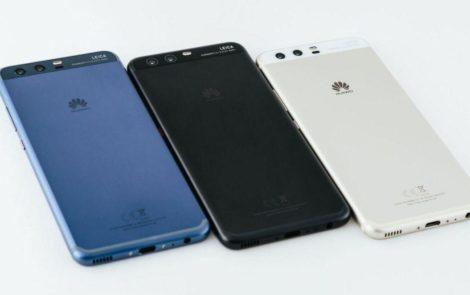 Huawei P10 i P10 Plus – Przyszłość Chińczyków wygląda bardzo kolorowo!