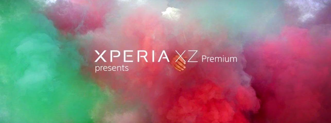Super Slow Motion w Xperii XZ Premium robi robotę!