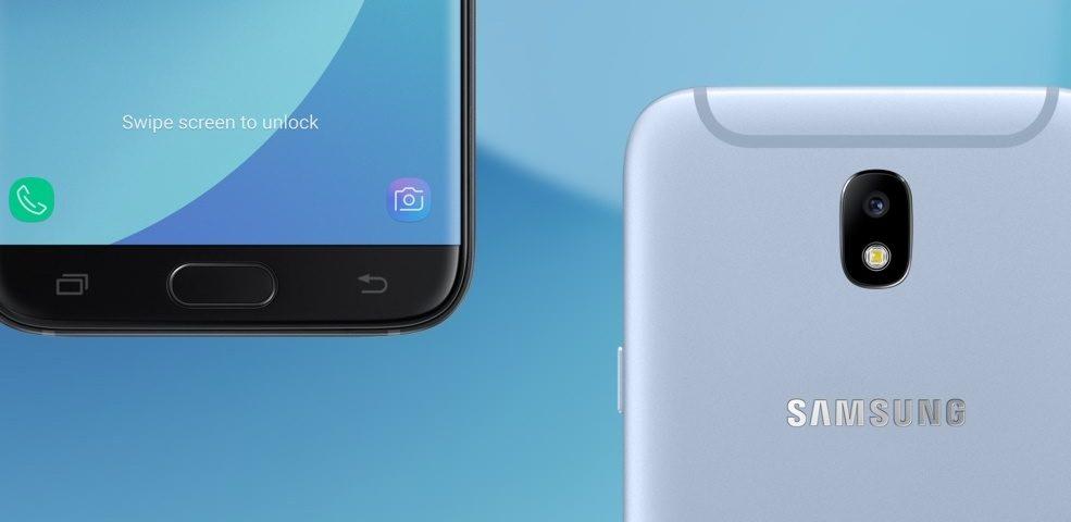Samsung w końcu pokazał ciekawą budżetową serię, czyli Galaxy J3, J5 i J7 (2017) oficjalnie