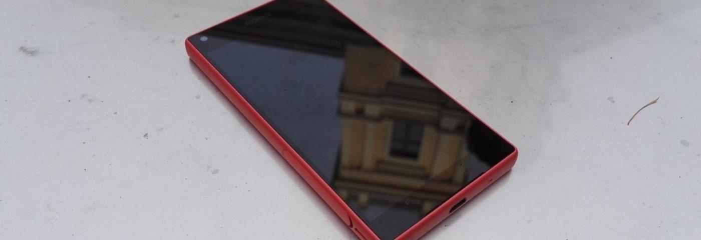 Sony Xperia ZG Compact to smartfon, który chętnie bym zobaczył… i kupił!