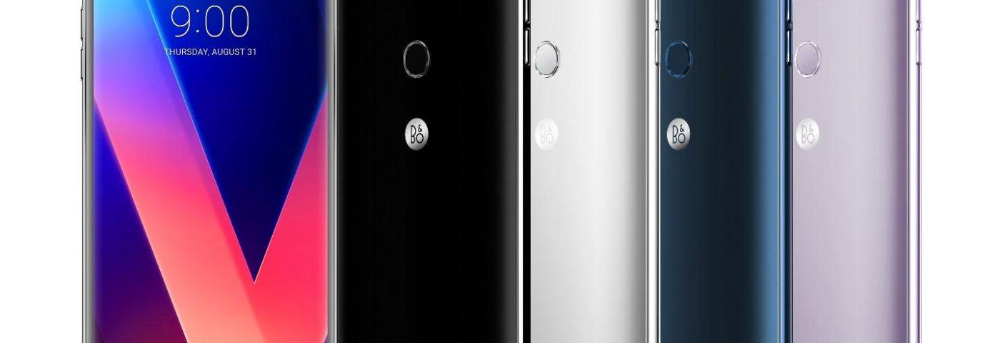 LG V30 to telefon niemal idealny, ale za duży! Gdzie bezramkowe mini flagowce?