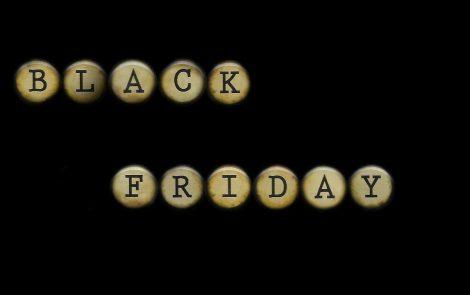 Black Friday u Szklanego Samuraja. Zamiast kupować, możesz coś dostać za darmo!