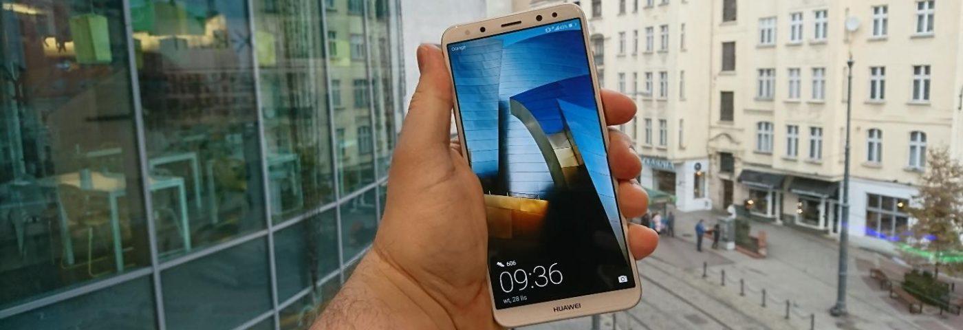 Czy Huawei Mate 10 Lite to średniak idealny? Sprawdziłem to! [TEST]