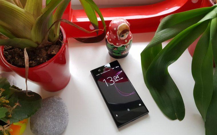 Sony Xperia XZ1 Compact [Zdjęcia Smartfona]