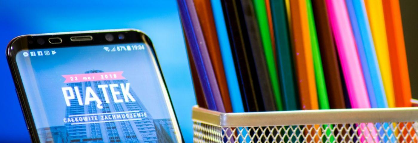 Samsung Galaxy S8+ by Kamil Feczko [Zdjęcia Smartfona]
