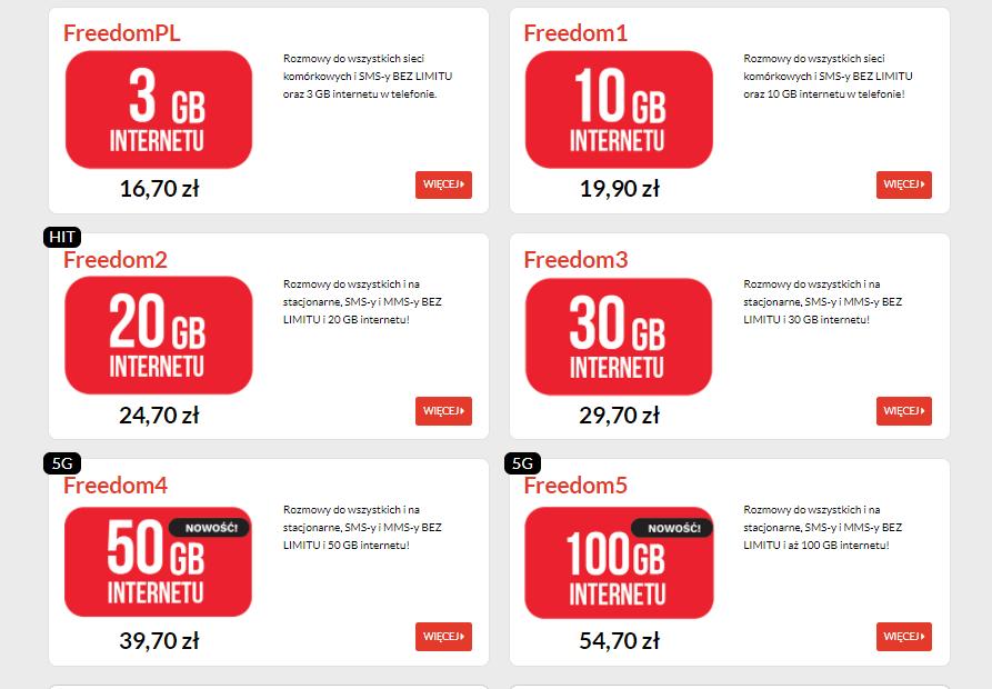 oferta premium mobile